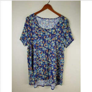 LuLaRoe Classic Tee 3XL Mickey Mouse